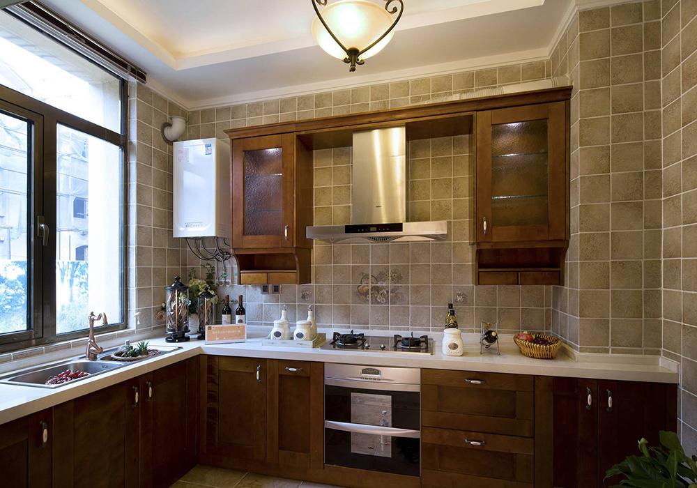 厨房l型橱柜设计图,小面积l型橱柜设计图