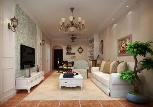 100平米房屋装修效果图大全,100平米房屋客厅装修效果图