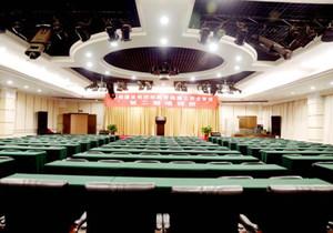 大型会议室舞台效果图,大型会议室地台效果图
