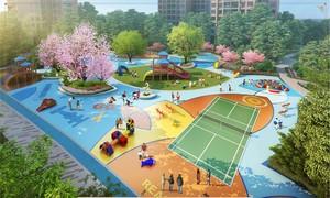 游乐园的平面图,室内儿童游乐园平面图