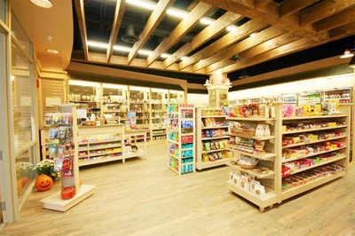 小小型超市装修效果图大全,30平米小型超市装修效果图大全