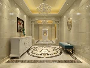 别墅进门玄关怎么设计,别墅房进门客厅设计效果图