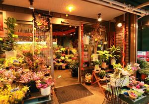 鲜花店的装修效果图,鲜花店内装修效果图