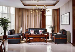红木家具配什么窗帘效果图,红木家具房间配什么颜色窗帘效果图