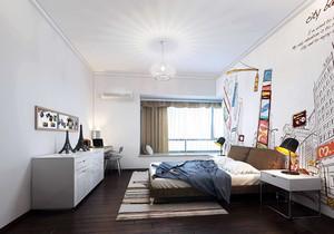 无床头柜装修效果图,卧室不要床头柜装修效果图