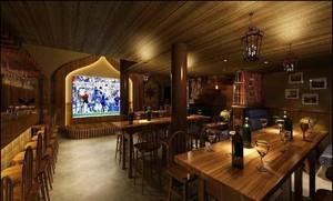 楼顶音乐酒吧betway必威体育app官网效果图,音乐酒吧复古betway必威体育app官网效果图