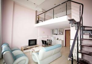 45平米公寓怎样足彩导航,45平米复式公寓足彩导航效果图