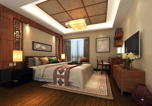 中式古典臥室裝修圖片,中式古典臥室裝修圖片大全