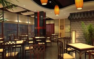 特色主题饭店装修效果图,特色餐馆饭店装修效果图