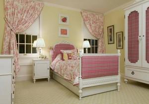 10平米儿童房小面积装修效果图,儿童房上下床榻榻米装修效果图