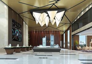 售楼部装修现代风格背景效果图大全,售楼部装修现代风格背景效果图