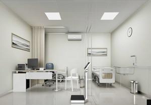 医院医生办公室装修,医院办公室装修设计风格