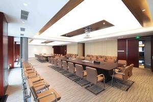 大型会议室简单效果图,大型会议室屋顶装修效果图