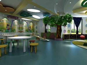 培训学校教室室内装修效果图,培训学校教室装修效果图