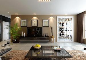 现代小户型影视墙效果图大全,现代风格小户型影视墙效果图大全