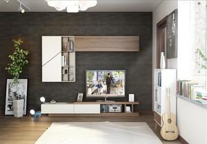 客厅实木沙发茶几电视柜效果图,客厅沙发茶几电视柜效果图