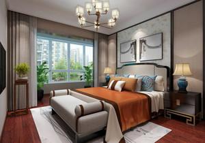 木地板深色家具裝修風格效果圖,深色實木家具裝修效果圖