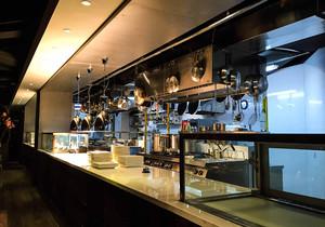 饭店厨房窗口设计效果图,饭店厨房窗口设计效果图大全