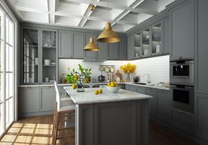 饭店厨房怎么设计效果图,饭店厨房装修设计效果图