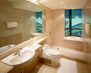 卫生间三角形洗手盆装修效果图,卫生间洗手盆图片大全装修效果图