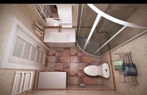1.5平米小卫生间如何装修效果图,1.5正方形小卫生间装修效果图
