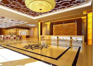 宾馆大厅如何装修效果图,宾馆大厅简装修效果图大全