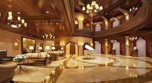 宾馆大厅集成墙装修效果图,宾馆大厅集成墙装修效果图大全