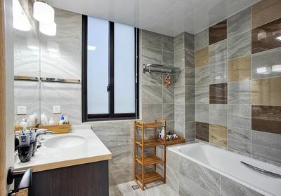 4平米长方形卫生间设计图,窄长方形卫生间设计图