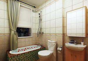 1平米迷你小卫生间装修效果图,卫生间创意装修效果图大全集