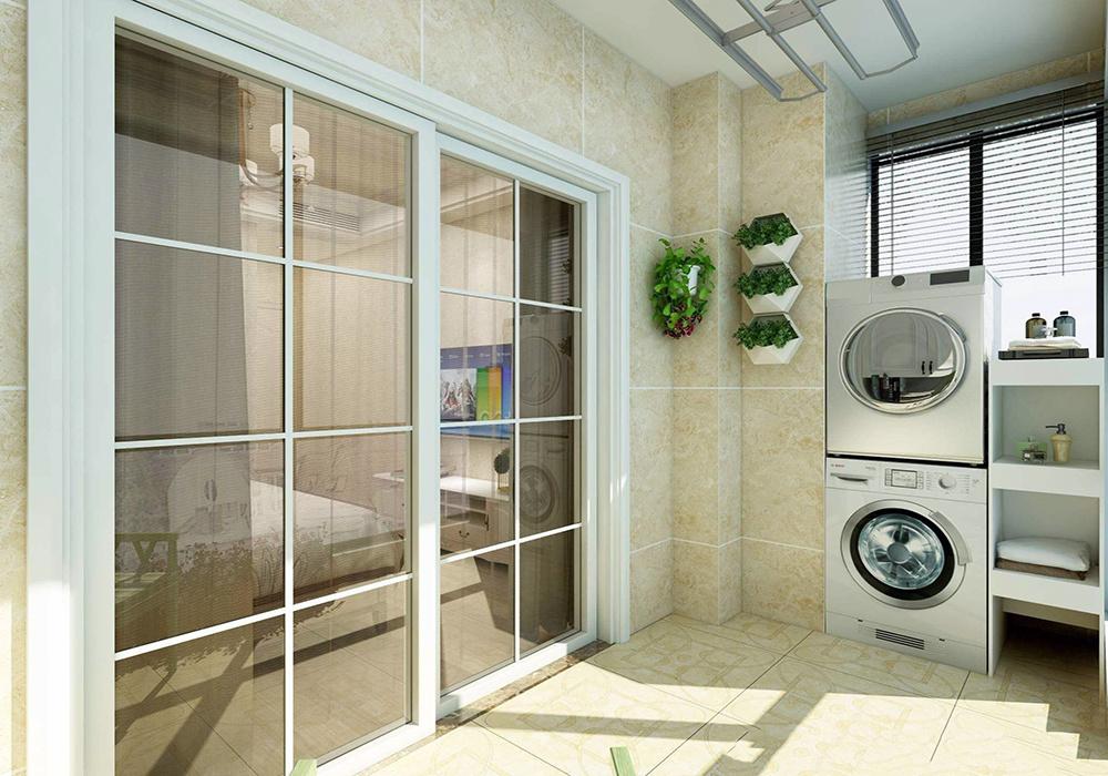 阳台厨房简单装修效果图大全,最简单的阳台装修效果图