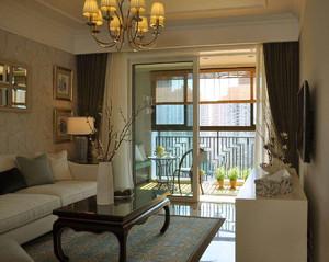 客廳和陽臺的移門裝修效果圖,房間陽臺移門裝修效果圖