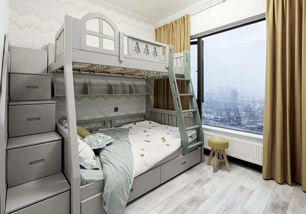 10平米儿童房小面积装修效果图大全,儿童房小面积房子装修效果图大全