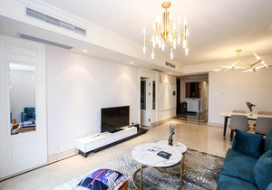 120平方三室两厅两卫装修效果图,三居装修设计效果图