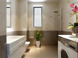 现代简约的卫生间装修效果图大全,简约现代风格卫生间装修效果图大全