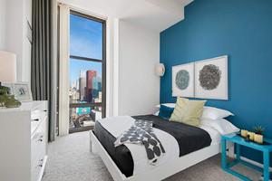 地中海卧室装修效果图大全,地中海家居风格卧室装修效果图