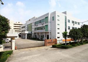 工厂86米大门设计效果图,工厂大门口绿化设计效果图