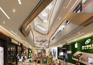 重庆商场门店装修设计,重庆商场店铺装修图纸