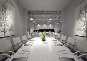 小型会议室天花吊顶效果图,医院小型会议室装修效果图