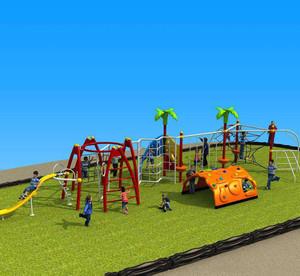 小区游乐园效果图,游乐园规划效果图