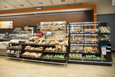 1楼门市小超市装修效果图,苏州小超市装修效果图