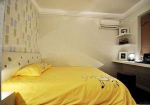 洗手间改成小卧室装修效果图,5平米卧室装修效果图大全