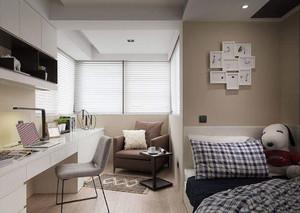 5平米书房卧室装修效果图,5平米书房兼卧室装修效果图
