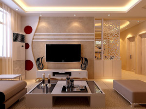 客厅与餐厅用电视隔断足彩导航效果图,客厅和餐厅用电视隔断足彩导航效果图大全
