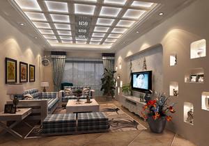 玄关铝合金扣板吊顶装修效果图,客厅铝合金吊顶装修效果图