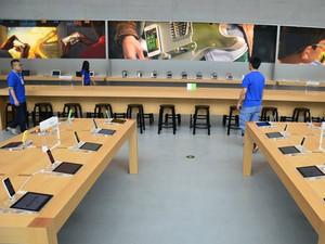 苹果专卖店顶面图,苹果专卖店店面设计图
