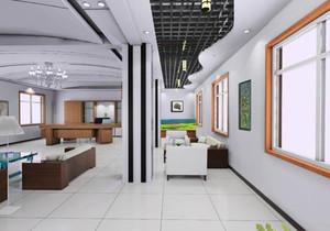 包柱子办公室形象墙效果图,企业办公室形象墙设计效果图大全