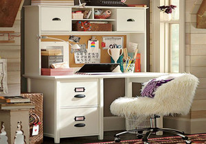 客厅阳台书桌书柜组合效果图,阳台书桌书柜一体装修效果图大全