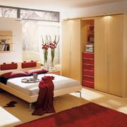 卧室现代衣柜90平米装修