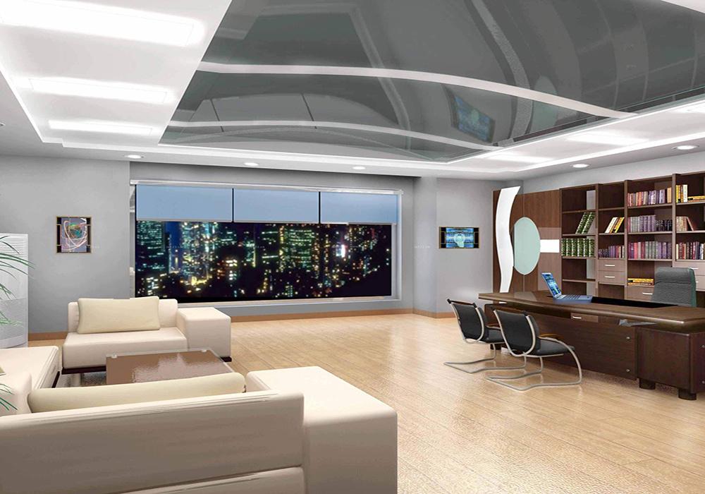 小面积办公室装修设计公司,办公室小面积装修效果图