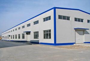 钢结构工业厂房效果图,多层工业厂房效果图